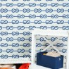 Sea Knot Allover Stencil Decorative Pattern for Home DIY Wall decor