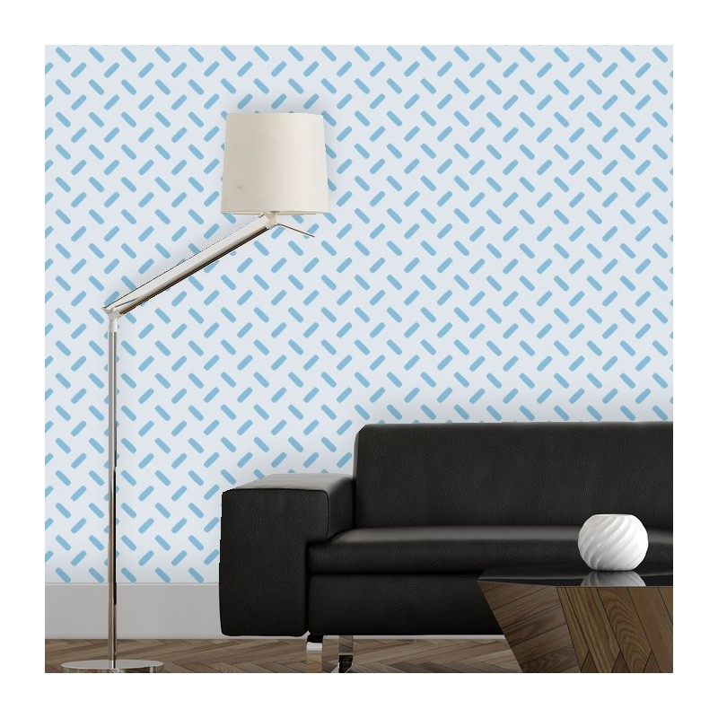Wall Stencil Diagonal plate Pattern for Easy Wall decor kids Rooms Rugs