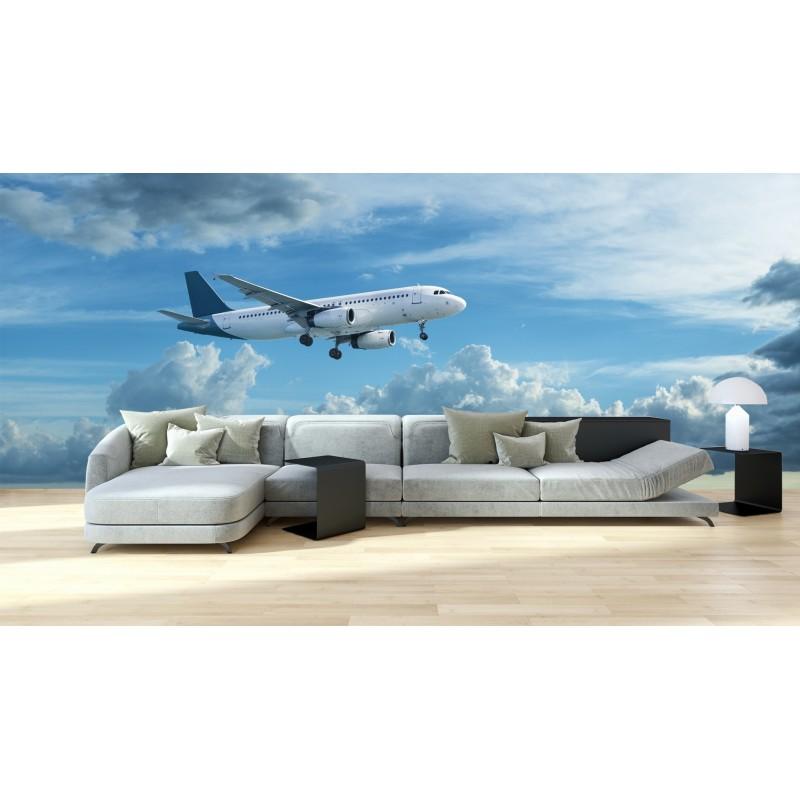95 Airplane Home Decor 30X30CM Vintage Airplane Home Decor Tin