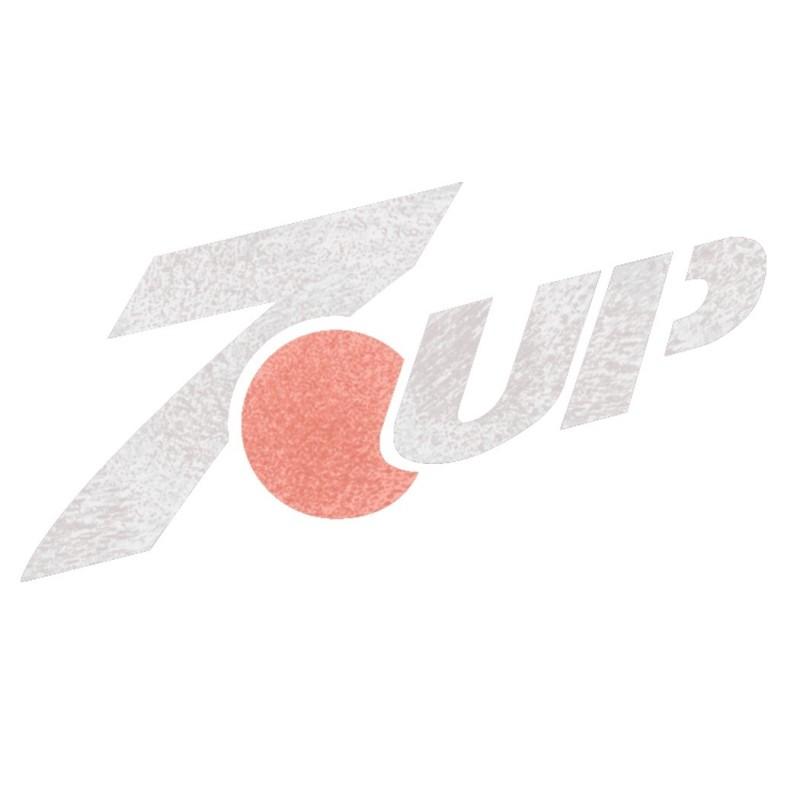 7Up stencils Reusable stencil for wall art craft DIY decor