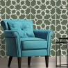 Large Reusable Moroccan Wall Stencil Melissa Allover Stencil for DIY Decorating
