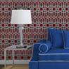 Moroccan Wall Stencil Tangier Allover Trellis Stencil for DIY Wallpaper Decor