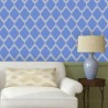 Moroccan Wall Stencil Rabat Allover Trellis Stencil for DIY Wallpaper Home Decor
