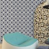 Large Moroccan Wall Stencil Geometric Lattice for Easy DIY Wall Painting Decor