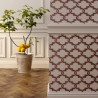 Wall Moroccan Stencil Elisamarie Trellis Allover for Wall DIY Decor and More