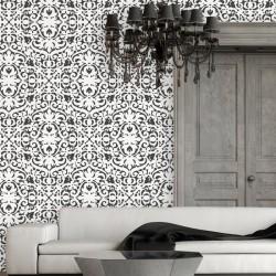 Wall Stencils Geometric...