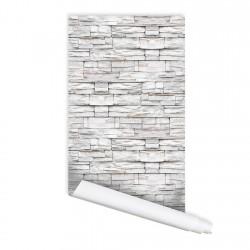 White Stone Wall Pattern 02...