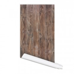 Wood Pattern 01 Peel & Stick Repositionable Fabric Wallpaper