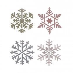 Snow Flower Stencils for...