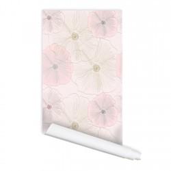 Flower Pattern 01 Peel &...