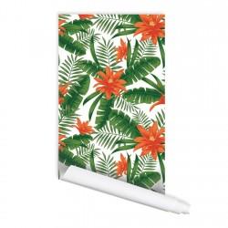 Tropical plant Pattern...