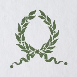 Laurel Wreath Leaf Stencils...