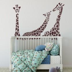 Giraffe Wall Decal, Vinyl...
