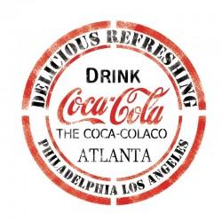 DRINK CocaCola Stencil...
