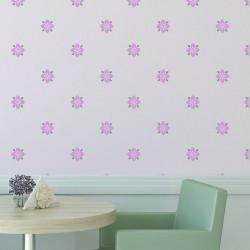 Flower Stencil Pattern Zuri...