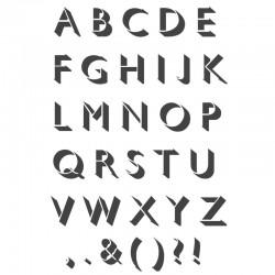 Alphabet Solid Uppercase...