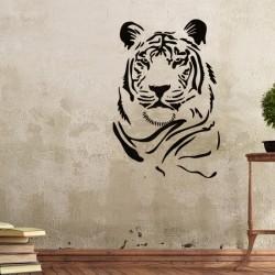 Wall Stencils Tiger Stencil...