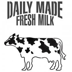 Milk Cow Dairy cattle...