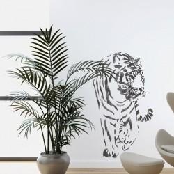 Wall Stencils Tiger Large...