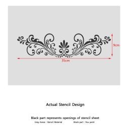 Custom stencil made for...