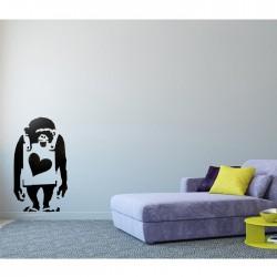 Wall Stencils MONKEY...